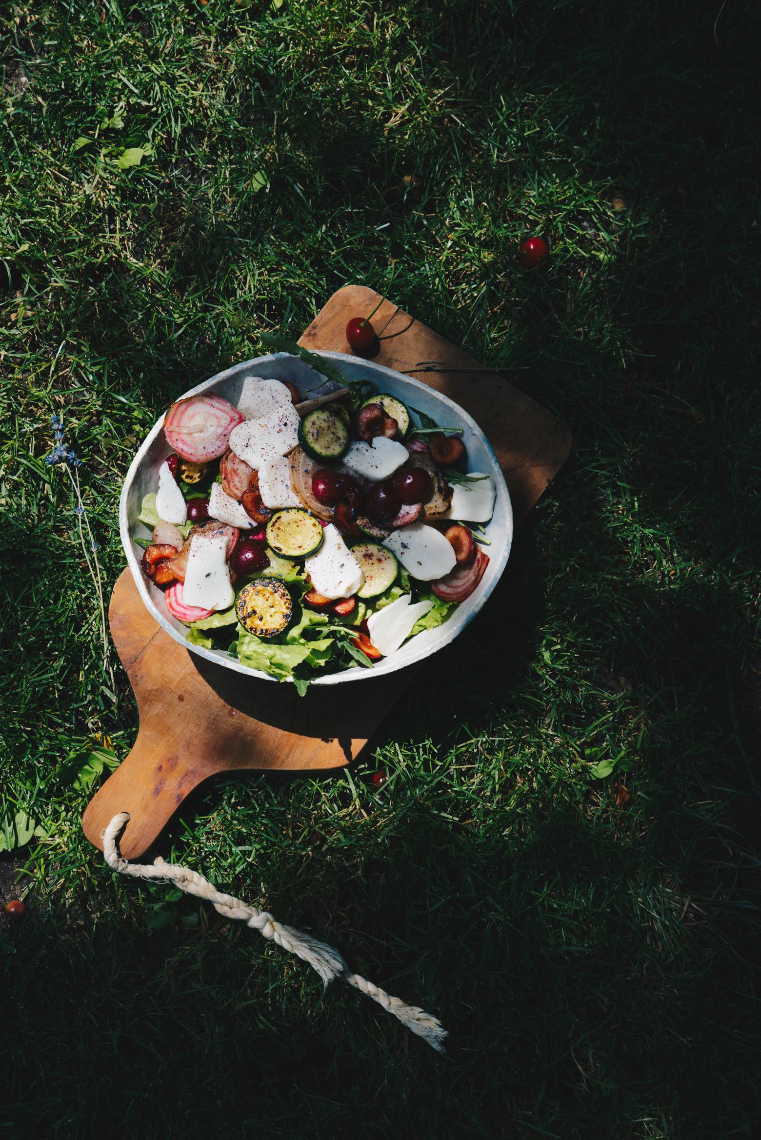 kirschensalat)
