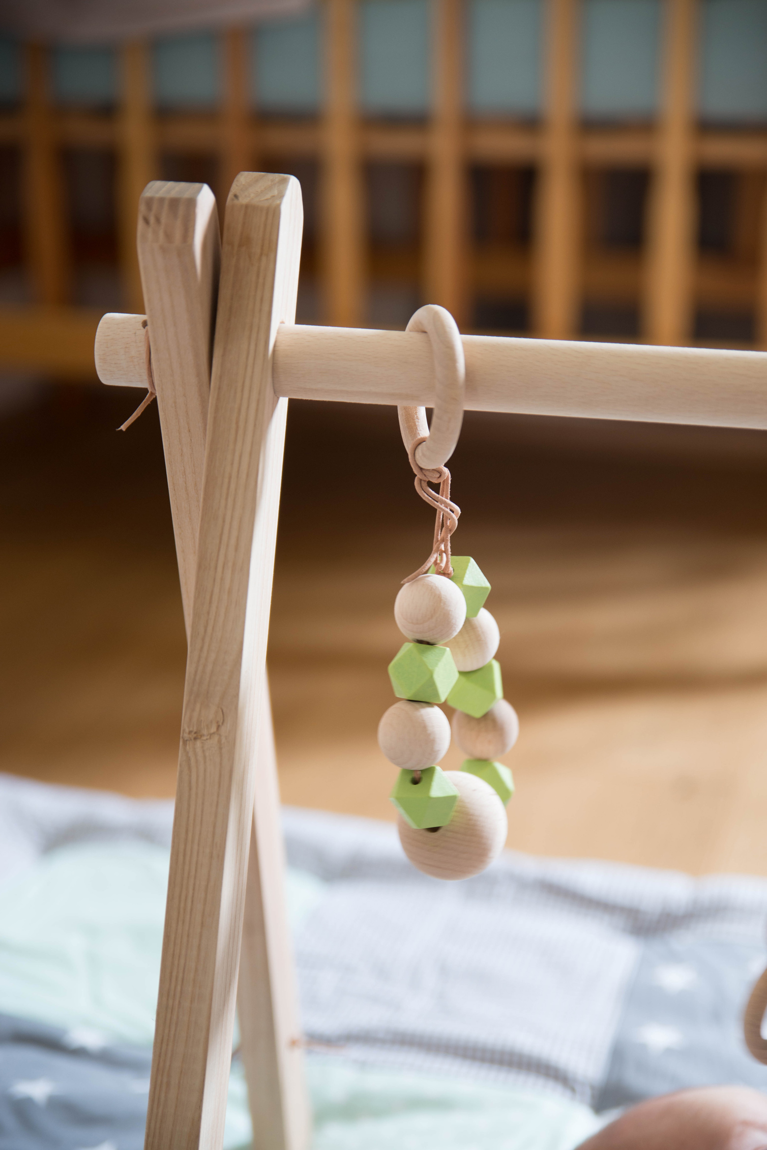 how to build diy baby gym