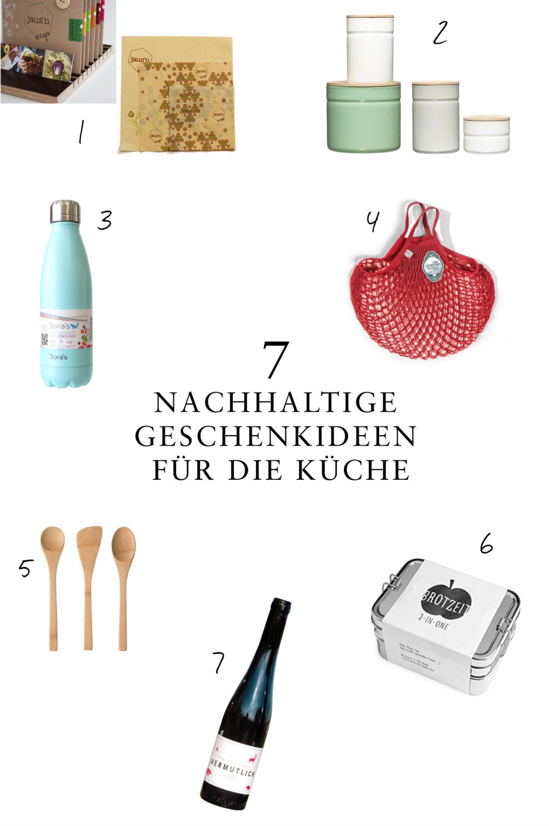 7 Nachhaltige Geschenktipps Fur Die Kuche Das Mundwerk Das Mundwerk